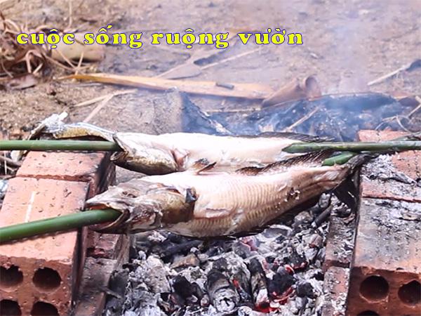 cá lóc nướng trui miền tây 5