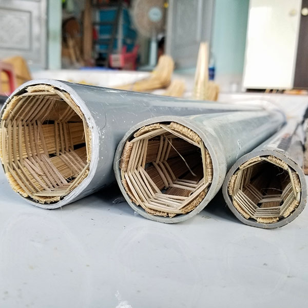 cách bẫy lươn bằng ống nhựa - địa hình