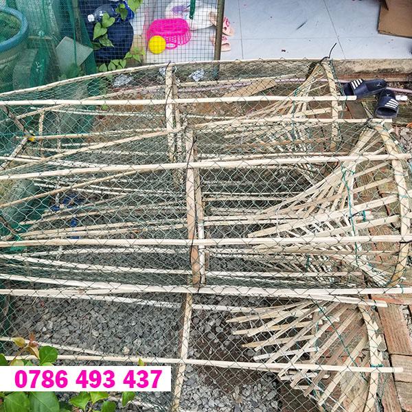 bán bẫy cá lóc, cá trê, cá rô, giao hàng toàn quốc