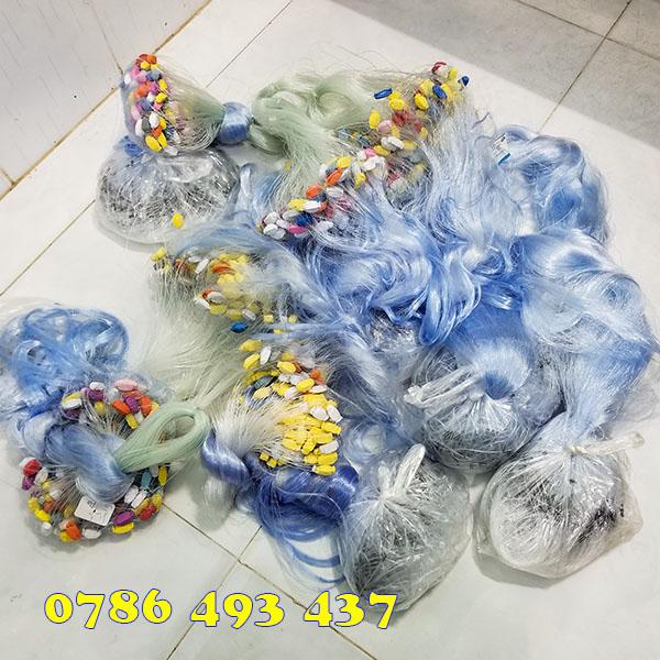 bán lưới bắt cá 3 màn, giao hàng toàn quốc