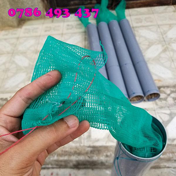 bán ống trúm bắt lươn bằng ống nhựa